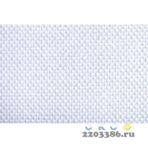 Стеклообои рогожка мелкая (потолочная) 1х50м, 110г/м2, (18рул/кор) ProfiTex P100