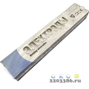 Электроды сварочные  МР-3С (2 мм) 1 кг/уп СЗСМ
