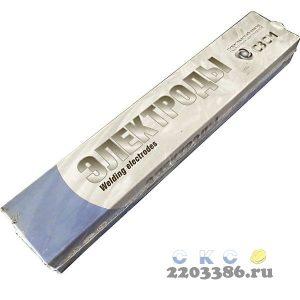 Электроды сварочные  МР-3С (2,5 мм) 1 кг/уп СЗСМ