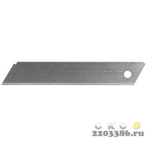 Лезвия сегментированные SOLINGEN, ширина 18 мм, 8 сегментов, 5 шт, KRAFTOOL