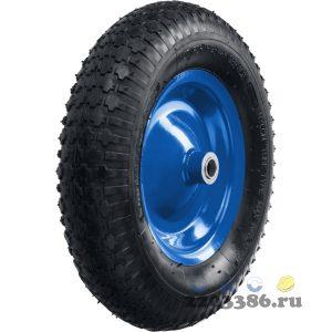 ЗУБР КПВ-2 колесо пневматическое для тачки 39913, 380 мм