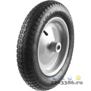 СИБИН СК-3 колесо пневматическое 360 мм для тачек 39905, 39909