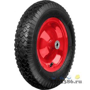 ЗУБР КП-1 колесо пневматическое для тачки 39960, 380 мм