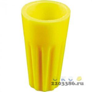 Скрутка СИЗ-4 3.5-11 желтый (50 шт) (71138)