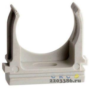 Крепеж-клипса d20мм Plast PROxima(100шт)