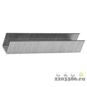 STAYER 6 мм скобы для степлера тонкие тип 53, 1000 шт