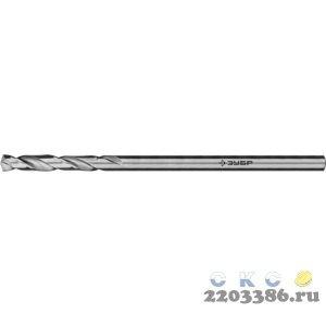 ЗУБР ПРОФ-А 1.2х38мм, Сверло по металлу, сталь Р6М5, класс А