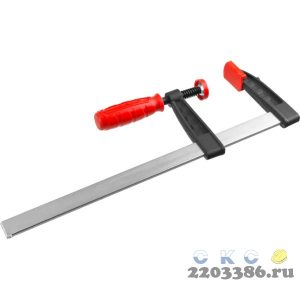 МС-300/80 струбцина тип F 300/80 мм, ЗУБР
