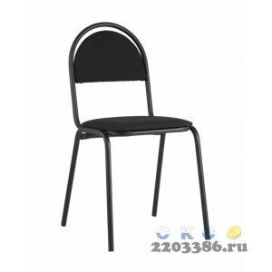 Стул Севен ( Seven )  черный для посетителей и конференц залов