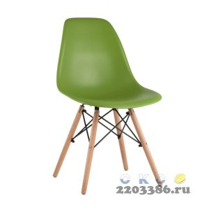 Стул SIMPLE DSW зеленый