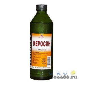 Керосин (0,5 л/311гр+/-12гр) Фаворит, 25 шт/уп