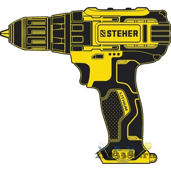Электроинструмент STEHER