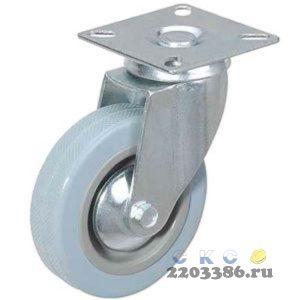 Колесо аппаратное поворотное (SCg 25) 50мм, шт